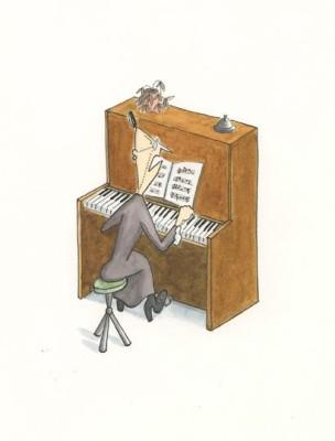 Gog Piano X 72