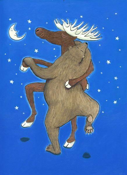 bear and moose 72